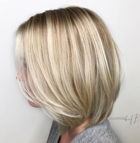 70 Winning Looks With Bob Haircuts For Fine Hair Bob Haircut For Fine Hair Medium Bob Hairstyles Haircuts For Fine Hair