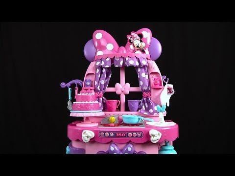 Minnie Mouse Toys Youtube Minnie Mouse Kitchen Minnie Bowtique Minnie Mouse Toys