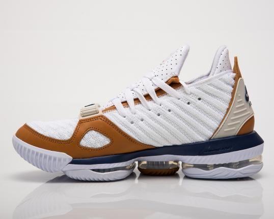Nike LeBron XVI Air Trainer Medicine