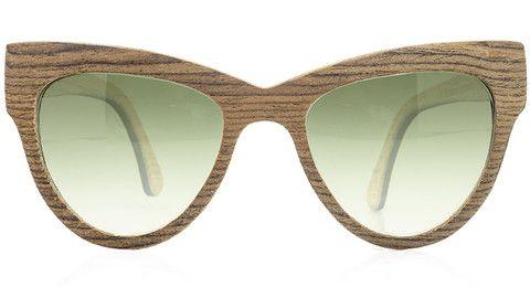 Minelli Wood Sunglasses