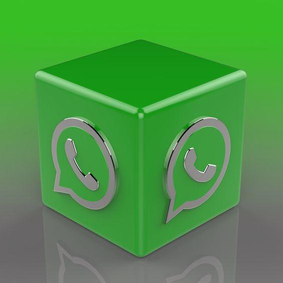 Whatsapp Logo Logo Illustration Design Blue Background Images Logo Background