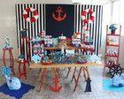 Aluguel Decoração Marinheiro