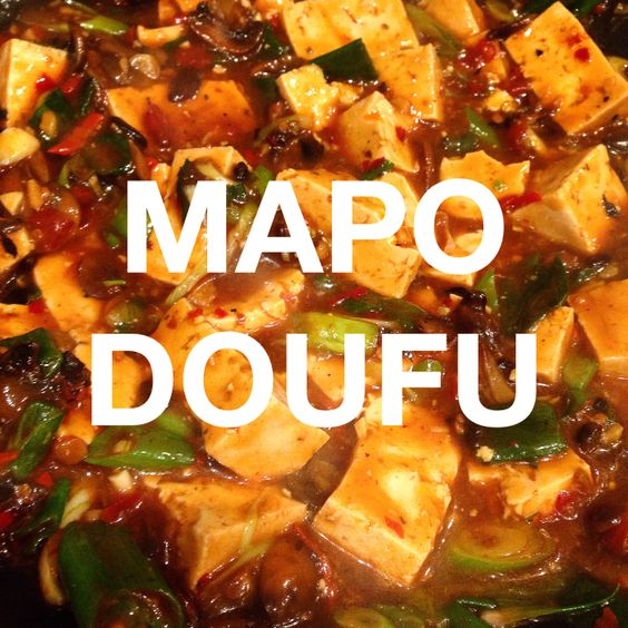 Add this to your favorite vegan tofu recipes: rich, authentic Sichuan Mapo Tofu with tons of flavor and just the right amount of heat. By Emily Wilkinson.