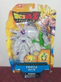 2008 Dragonball Z Ultimate Collection Frieza w/ Build Shenron Pieces! RARE Hot!