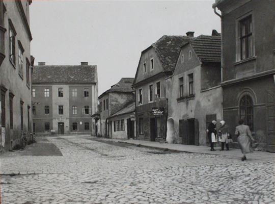 Masarykovo náměstí, po roce 1940-2