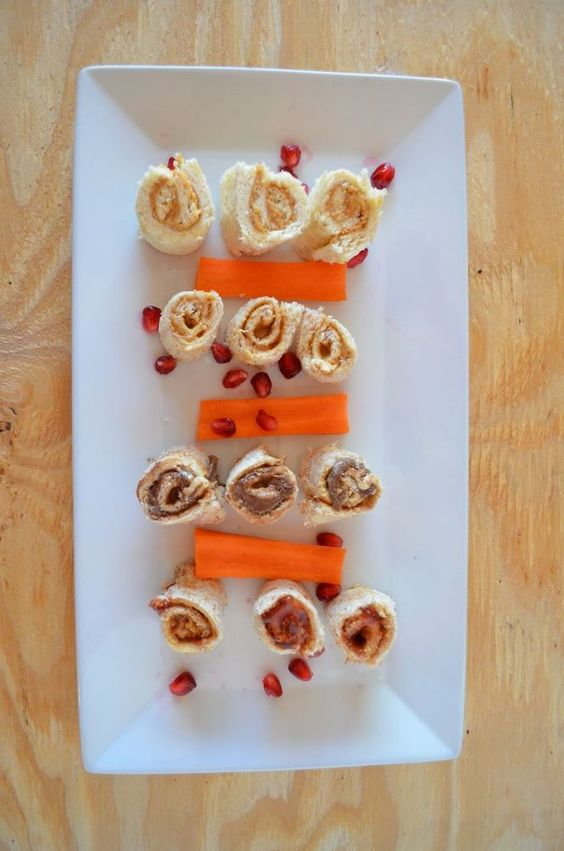 Now that it's a regular on the shelf here I have to say the coolest treat we've made with it is peanut butter rolls.