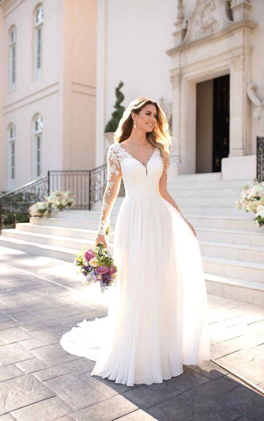 Romantic Bridal Dresses Bridaldresses Stunning Wedding Dresses