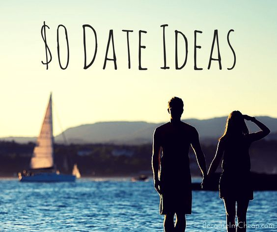 $0 Date Ideas - 30+ dates that cost nothing!
