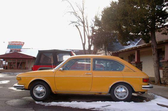 1973 Volkswagen 412