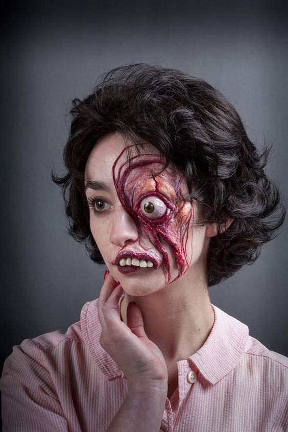 Rick Baker make up:
