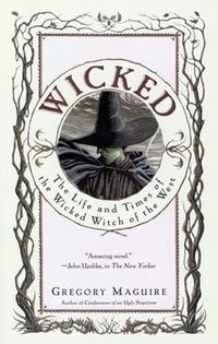 This put a whole new spin on Oz, and I loved it!