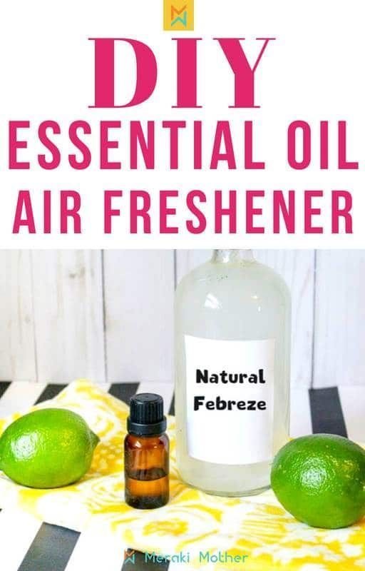 How To Make An All Natural Air Freshener For Your Home 3