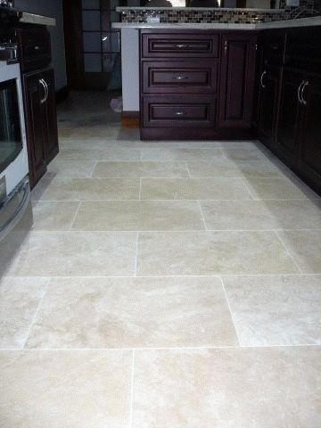 travertine floors | Sealing Natural Travertine Floor? - Tiling, ceramics, marble - DIY ...