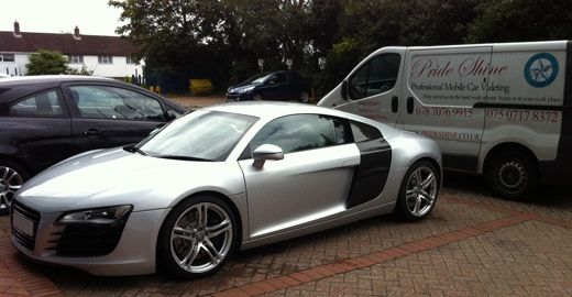 Best Professional Mobile Valeting Services Images On Pinterest - Audi car valet