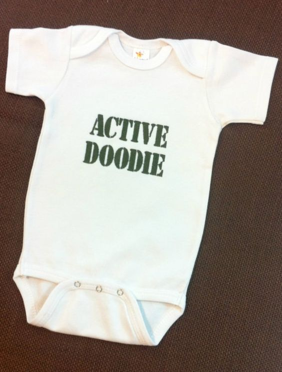 Funny Bodysuit Boy or girl clothing Baby Shower Gifts