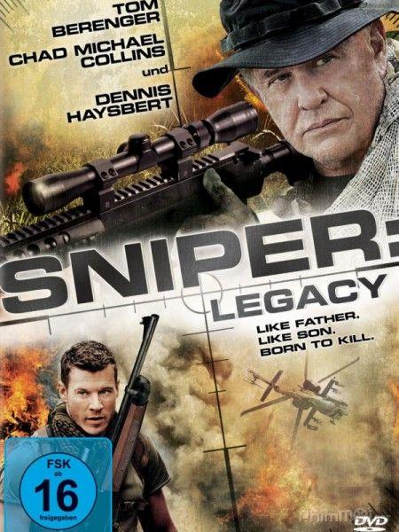Phim Lính bắn tỉa: Đặc vụ kế thừa