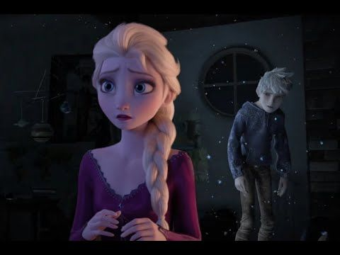 I See You Jelsa Youtube Jelsa Jack Frost And Elsa Jack Frost