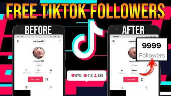 Fans Followers Makes It Possible To Acquire Free Tiktok Followers Auto Follower How To Get Followers Heart App