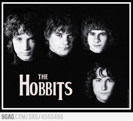 The Hobbits - Live at Mordor