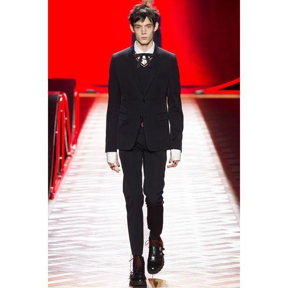 Dior Homme  #VogueRussia #menswear #fallwinter2016 #DiorHomme #VogueCollections