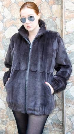 Mink fur Fur and Fur jackets on Pinterest