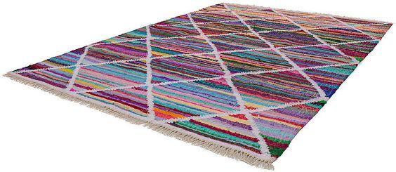 Teppich, Obsession, »Babylon 432«, handgearbeitet