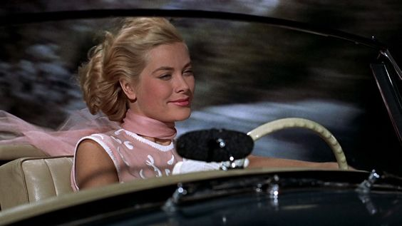 Grace Kelly in To Catch A Thief (1955)