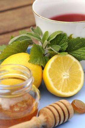 Bryan Marcel's Famous Lightly Sweetened Honey Mint Iced Tea Recipe