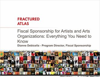 Fiscal Sponsorship for nonprofit ventures