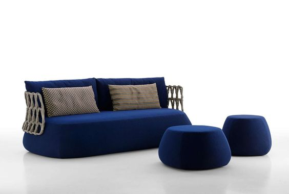 Chaiselongue Design Moon Lina Moebel - Design