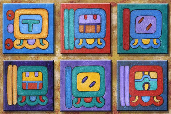 mayan calendar symbols birthday - Google Search