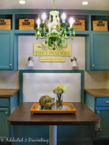 How to build a banquette seat with storage kitchen booths nooks and breakfast nooks - Kitchen booth with storage ...