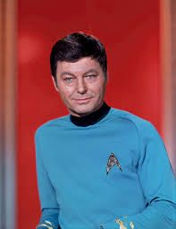 DeForest Kelley/Dr. McKoy