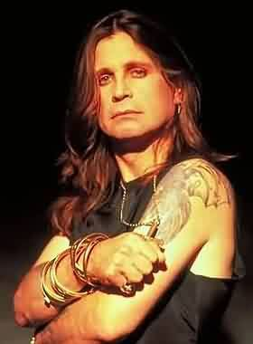 Ozzy...For redoing yourself again and again and for lasting so long in the business. Cheers