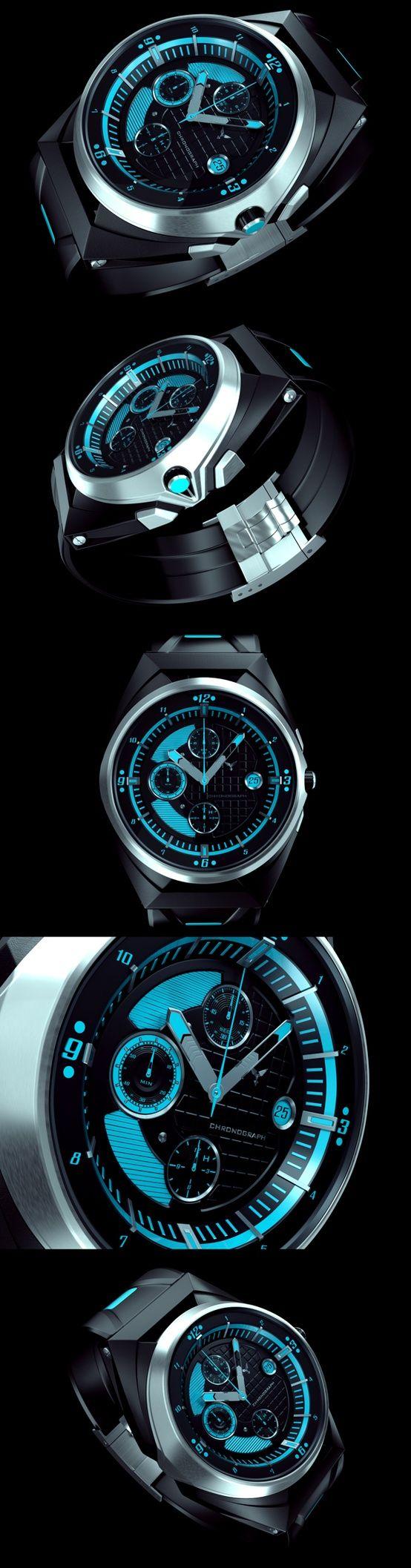 Gostei deste relógio.