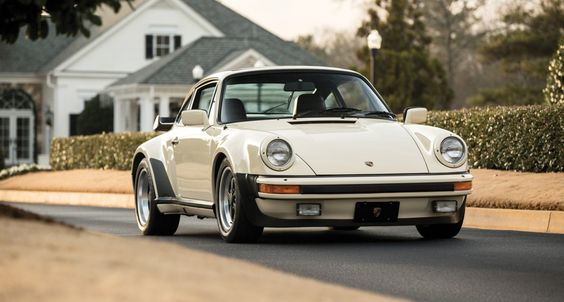 Are prices for the air-cooled Porsche 911 Turbo finally shooting up? | Classic Driver Magazine