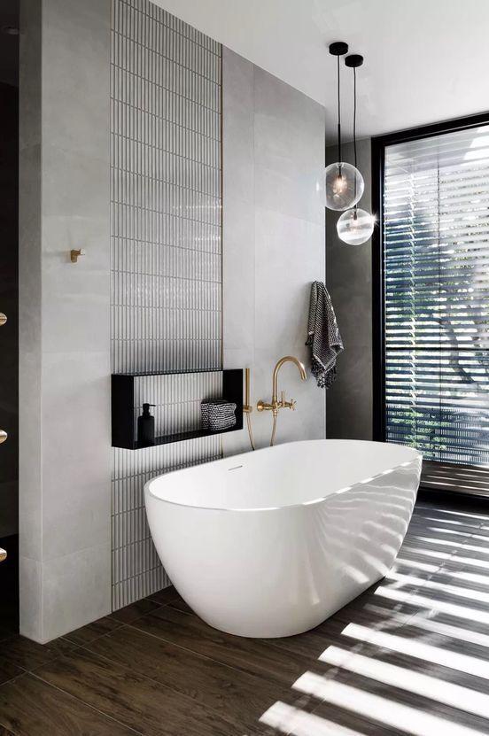 54 Beautiful Bathroom Design Ideas For Inspiration Modern