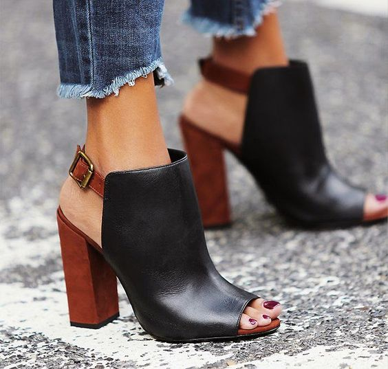 Why You Should Rock The Mule Shoes Fashion Trend In Spring/Summer 2015: