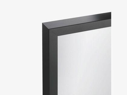 Dark Birch 50 X 70cm 20 X 28 Black Picture Frame