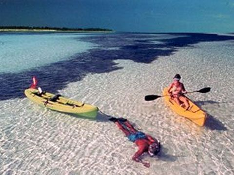 Bahia Honda, Florida Keys.  Check out that clear water!  This has always been on my bucket list.