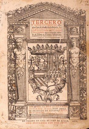 Tratados de arquitectura tercero y cuarto libro de for Libro medidas arquitectura