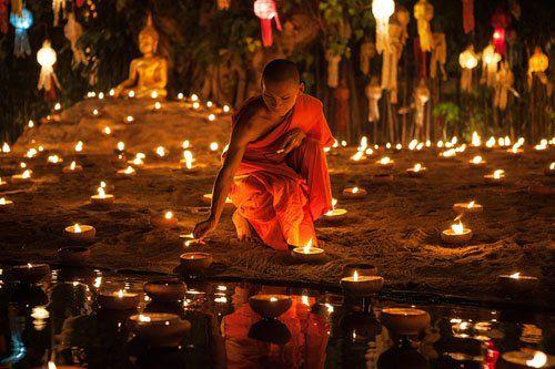Yi Peng e Loi Krathong são dois festivais imperdíveis que ficarão na memória para sempre na cidade de Chiang Mai.