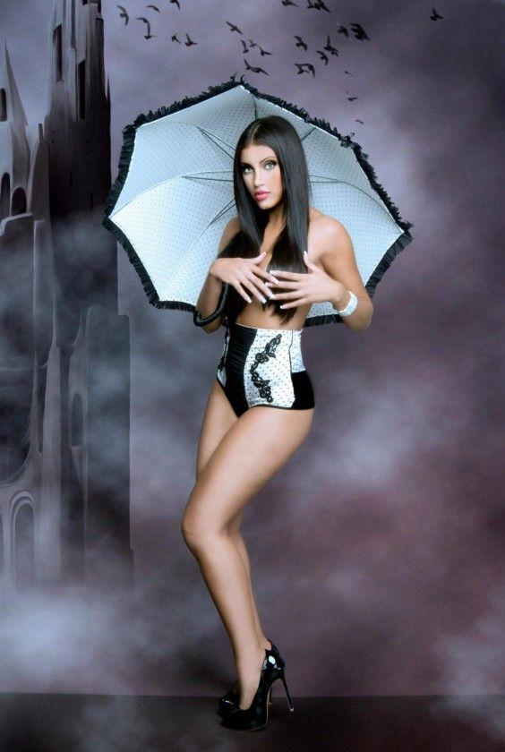 awesome FOTÓGRAFOS | Projeto Anjo e Demônio | Bailarinas do Faustão por Mauri Granado