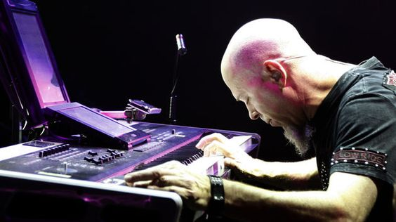 "Jordan Rudess: ""I'm always thinking about ways to produce sound or control sound,"" says Rudess, who has several new projects he'll be releasing this year."