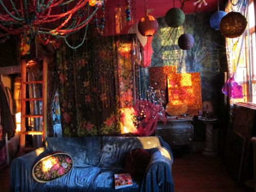 Chambre Hippie Tumblr : Hippie Bedroom Decor