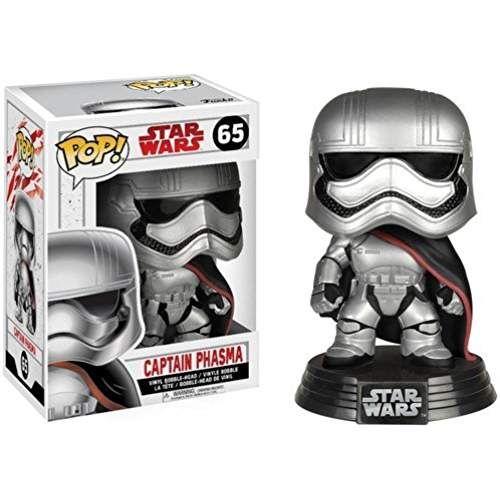 POP E8 TLJ Star Wars Kylo Ren Bobble