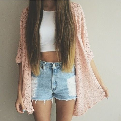 Tumblr outfits outfit and crop tops on pinterest Pretty girl fashion style tumblr
