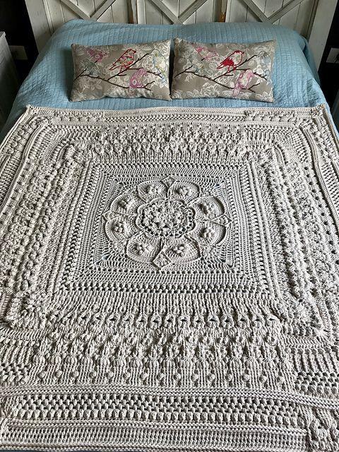 Crochet Blanket Ravelry