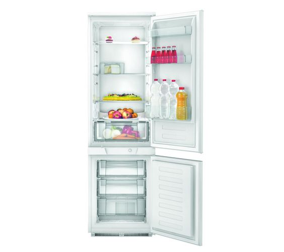 Buy HOTPOINT HM31AA Integrated Fridge Freezer | Free Delivery | Currys