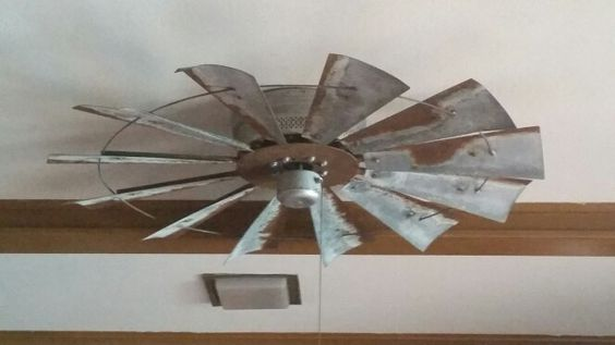 Windmill style ceiling fans 72 quot quorum windmill - Windmill ceiling fan for sale ...